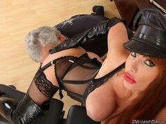 Ballbusting crushing pain punishment female supremacy femdom